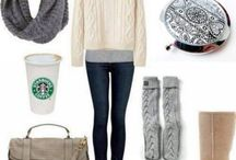 outfits otoño invierno