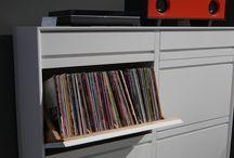 gramofonova skrinka