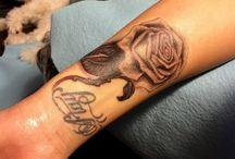 Celebrity Tattoo Inspiration