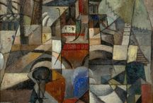 Cubism(e) / a modern style of painting