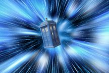 Time And Relative Dimension In Space / TARDIS! I love the TARDIS, its my favorite icon of the show to show my love of it all.  / by Tammy White