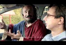 mBank - Święty Krzysztof / Ubezpieczenia samochodowe w mBanku – reklama telewizyjna