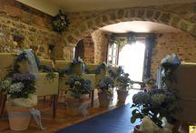 Boda en Ligüerre de Cinca / Una boda espectacular, en un lugar con mucho encanto en pleno Pirineo Aragonés: Ligüerre de Cinca