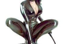 Catwoman / Selina Kyle, your puuuurfect woman