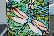 мозаика стекло-мозаика