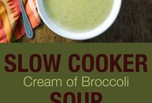 !! Bake It With Love - Slow Cooker Soups / All of our favorite slow cooker, crock pot soups...