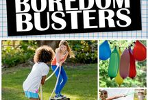 Boredom Busters