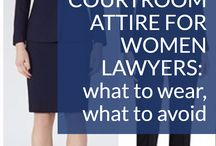 lawyer fashion