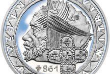 Hric designs 2011 / Coins designs of Miroslav Hric
