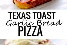 Texas garlic bread