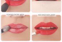 Juju's lipstick