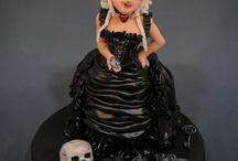 Gothic Baroque Lady