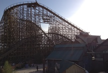 Coasters and Thrills
