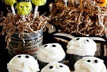 Halloween Food / by Melanie Pins Celebrations