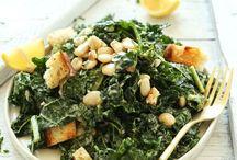 Salad Recipes / Salad recipes, healthy salads and plant based meals