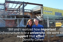 Inspiring Donor, Student, & Philanthropic Quotes / Inspirational quotes from the amazing supporters of Wichita State. / by Wichita State University Foundation