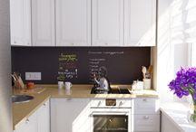 кухня дизайн маленькая