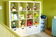 Kids Rooms / by Tanni Gerwick