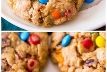 chewy oatmeal muffins
