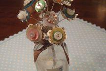 Table decorations / by Sheryl Merritt