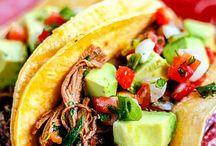 Recipes - Tex Mex