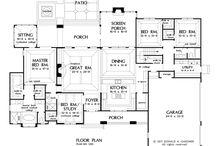 Floor plan ideas for acreage