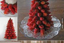 arreglos en frutas
