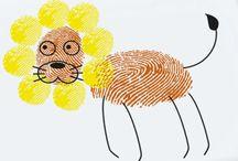 animales con huellitas