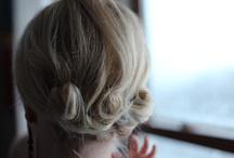 hair / by Sarah Retterer