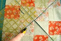 disappearing quilt blocks
