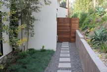 Exterior Parking and Landscaping