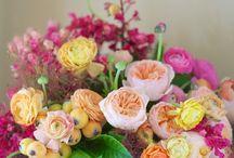 Цветы, вдохновение