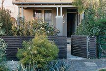Fence b/w Yard and Garage
