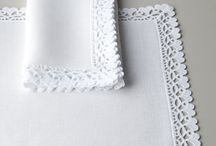 Bordado - Croche / Inspirações