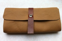 Leather bag/ purse/ wallet/ pouch/ clutch / Genuine leather bags, purses, wallets pouches and clutches