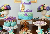 mermaid party themes