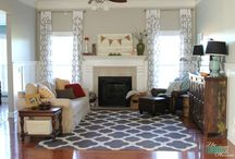 Living Rooms / by Beth Absher