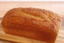 Bread recipes / Gluten free low carb bread