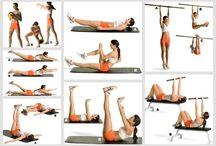 Cuidado personal / Consejos, ejercicios, para mantenernos en forma..