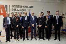 Harlem Désir, Secrétaire d'État aux Affaires européennes en visite à l'INSA Lyon / Lundi 19 janvier 2015