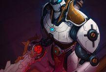 Robot/Mecha