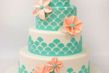 Decoration inspiration / Cakes, cupcakes and all cute things i want to try to make.