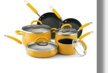 ...or yellow kitchen?
