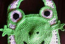Crochet - Bibs