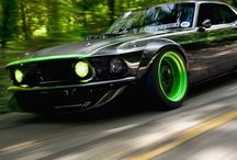 Coole auto's
