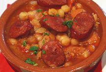 COCINA ESPAÑOLA- COOKING SPAIN♥