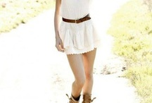 Adorable Cowgirl Apparel  / by Today's Froggy