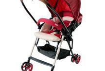 Легкие прогулочные коляски