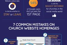 Church websites / Web Design Church websites