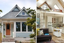 Living Small Homes / by Katherine Keller